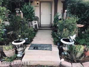24735 N Patricia Rd (4br Potential), Paulden, AZ 86334