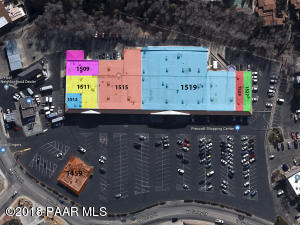 West End Plaza - Sub Divided with Addresses
