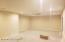 Game Room/Media Room in Lower Level