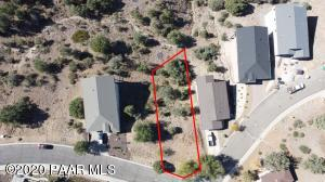 Aerial View of 250 Newport Drive