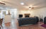 Living room open floorplan