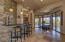 Wet Bar for entertaining, and a casual Dining Area that opens to the fabulous Deck.