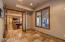 Huge closets make this room useful as a bedroom, a LL Office, exercise room, or studio.