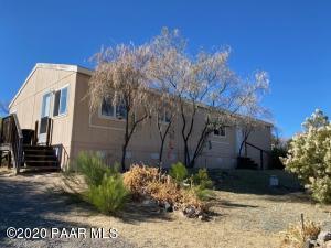 20885 E Prickly Pear Drive Drive, Mayer, AZ 86333