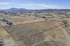 Fantastic 6.8 Acres, level and ready for your home. Property lines are approximate.