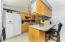 Updated kitchen cabinets