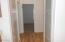 Pantry Cabniets, Furnace & Door to Guest Bedroom