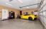 Roomy 3-car Garage