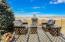 Patio with Sweeping Views and Custom Pavers