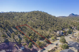 Panoramic views! Welcome to your future home at 2795 Tolemac Way Prescott, AZ. 86305
