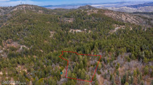 Two acres at 7,600 feet elevation!