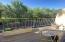 Balcony overlooking Butte Creek