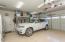 Tandem 3 car garage/workspace/epoxy floor