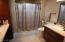 MASTER BATHROOMS; QUARTZ COUNTERS AND AN ABSOLUTELY HUGE SHOWER