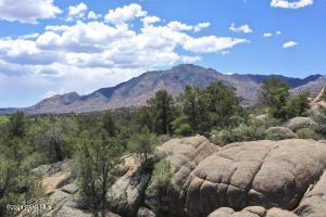 99xx N Cougar Canyon Lot B2a Road, Prescott, AZ 86305