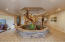 Dramatic Foyer with Tree Fountain