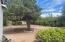 Trees in side yard offer privacy!