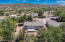 Aerial view of back deck/yard