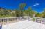 Spacious deck to overlook fenced backyard!