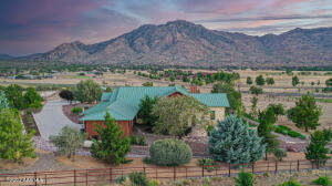 Imagine owning a private oasis with awe-inspiring views of granite mountain
