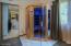 Infrared Sauna in Master Bed Room.