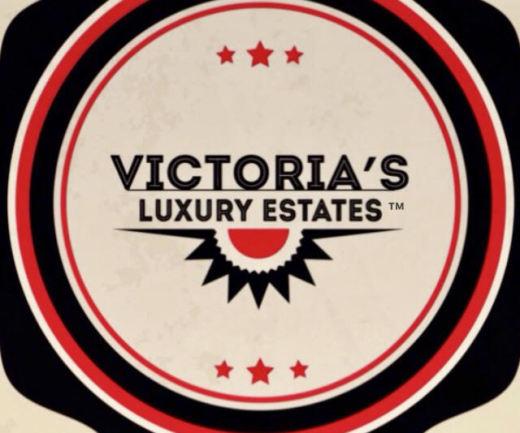 Victoria's Luxury Estates logo