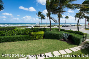 300 S Ocean Boulevard, 1A, Palm Beach, FL Exclusive Right to Sell