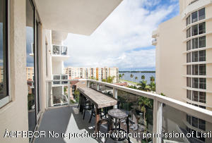 1617 N Flagler Drive, 703, West Palm Beach, FL Exclusive Right to Sell