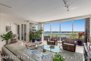 525 S Flagler Drive, 8C, West Palm Beach, FL Exclusive Right to Sell