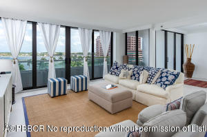 529 S Flagler Drive, 6F, West Palm Beach, FL Exclusive Right to Sell