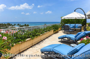 100 Royal Palm Way, 2-PH, Palm Beach, FL Exclusive Right to Sell