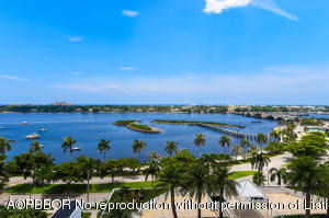 525 S Flagler Drive, 10A, West Palm Beach, FL Exclusive Right to Sell