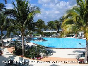 The Palm Beach Towers Pool