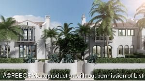 Residence 2 & 3 East Elevation Rendering