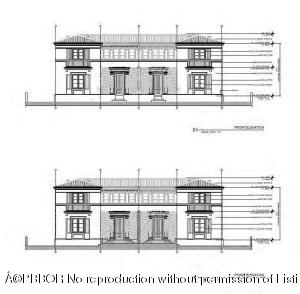 South (Front) Elevation