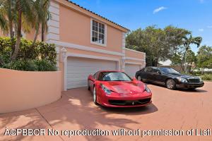 exterior garagr with cars