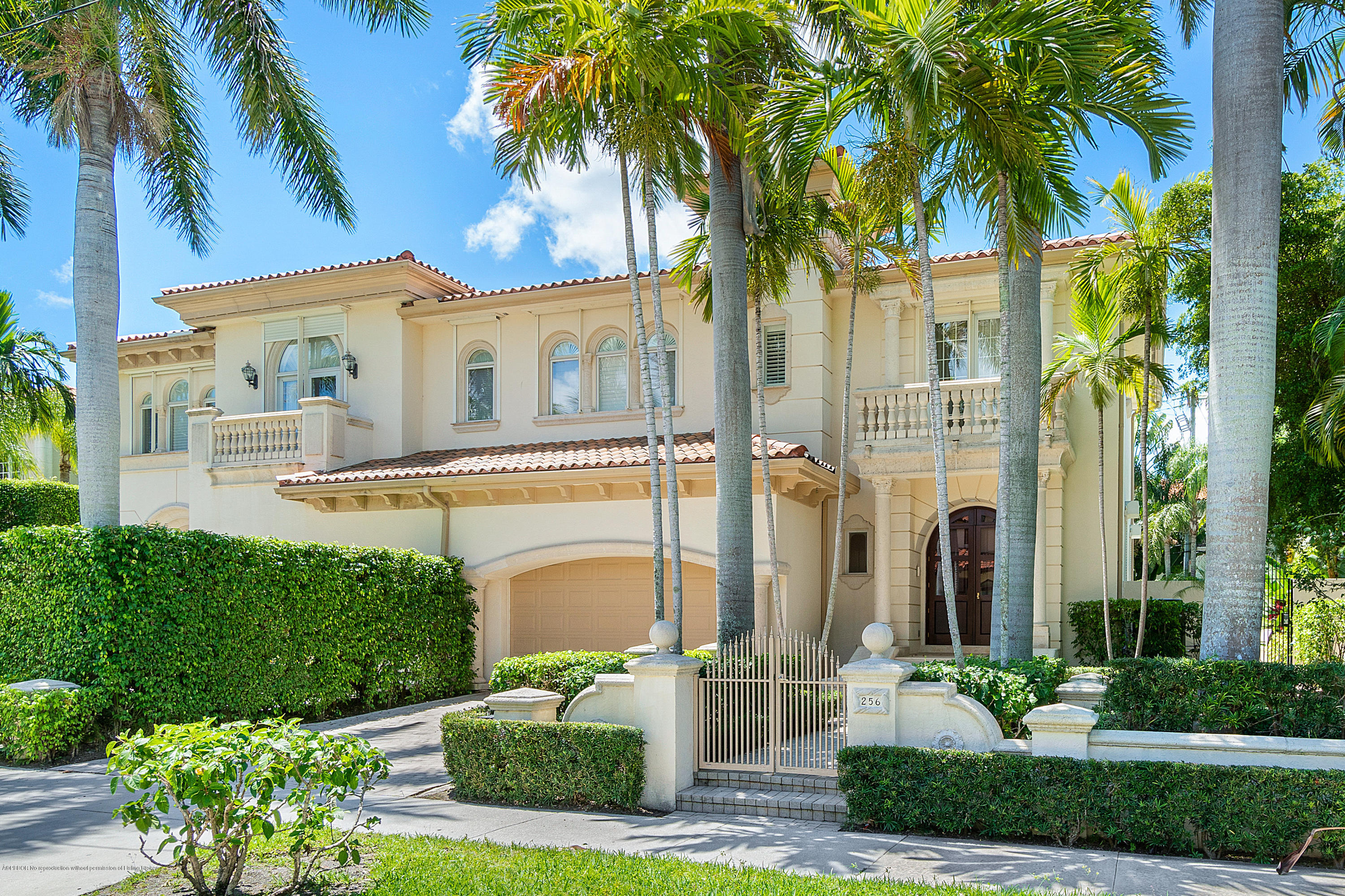 256 Everglade Avenue Palm Beach, FL 33480