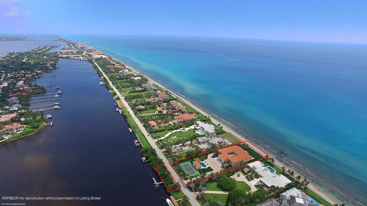 1160 S Ocean Boulevard Manalapan, FL 33462