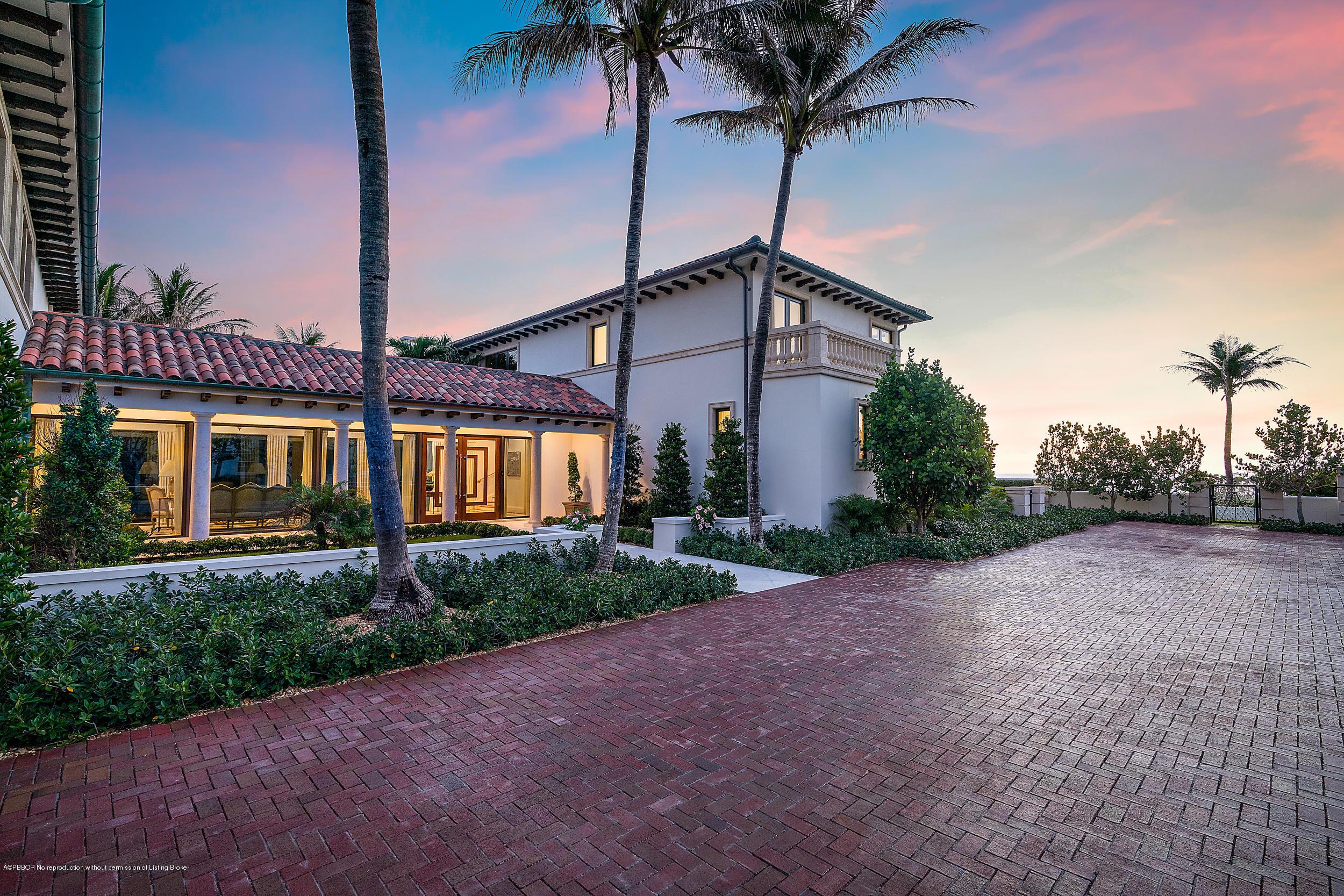 680 S Ocean Boulevard Palm Beach, FL 33480