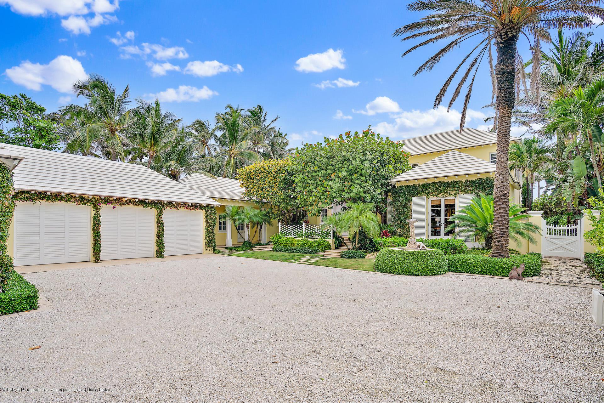 1021 N Ocean Boulevard Palm Beach, FL 33480