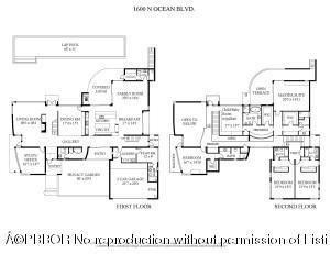 1600 N Ocean Floorplan
