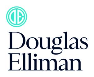DOUGLAS ELLIMAN-Delray Beach logo