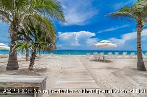 300 ft. private deeded beach