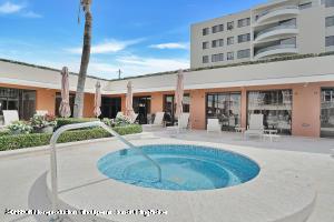 Cabana/Pool Area
