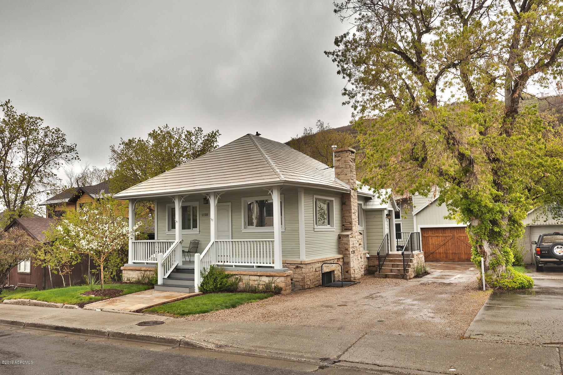 1150 Park Avenue, Park City, Utah 84060, 6 Bedrooms Bedrooms, ,4 BathroomsBathrooms,Single Family,For Sale,Park,11906131