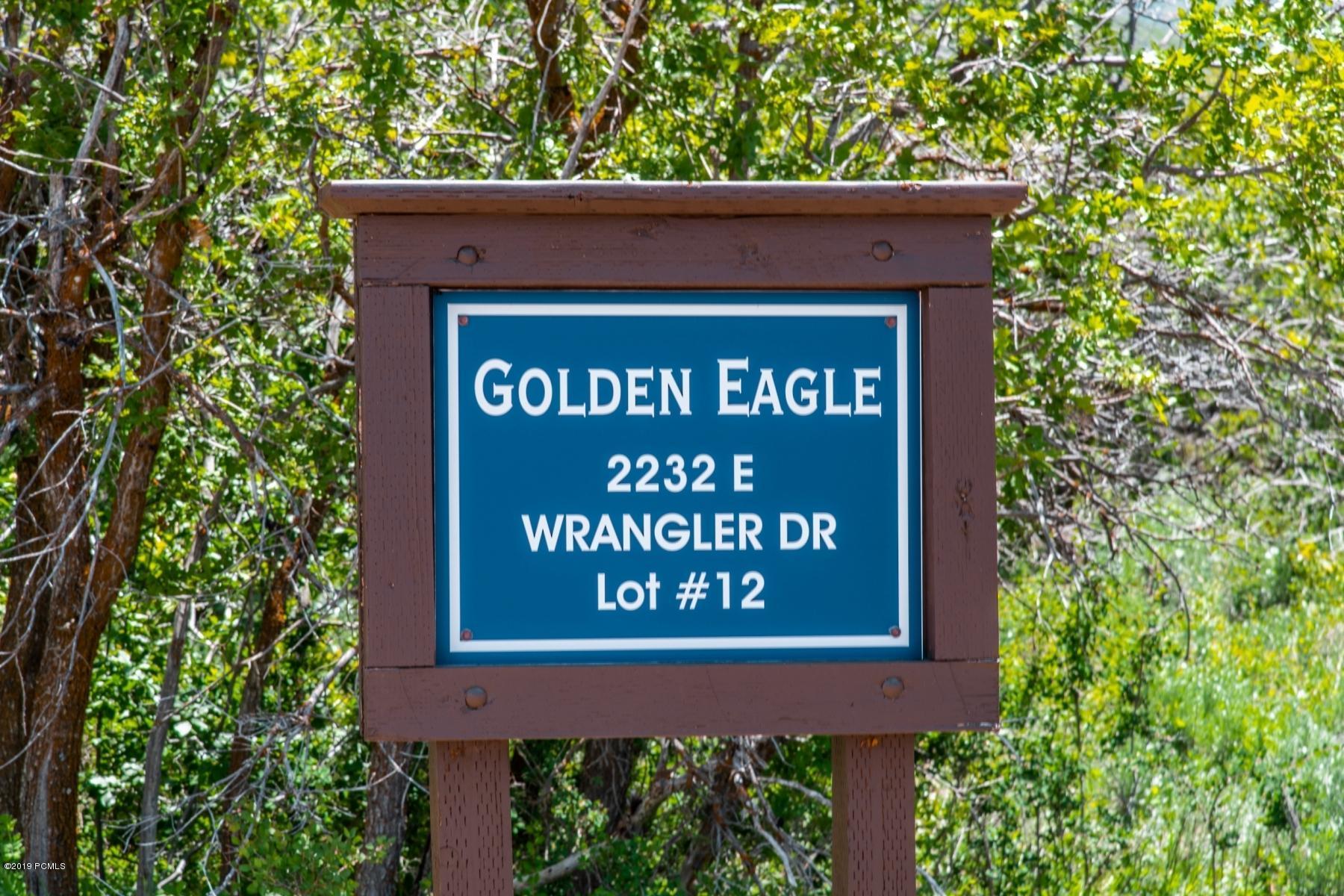 2232 Wrangler Drive, Hideout, Utah 84036, ,Land,For Sale,Wrangler,20190109112430415765000000
