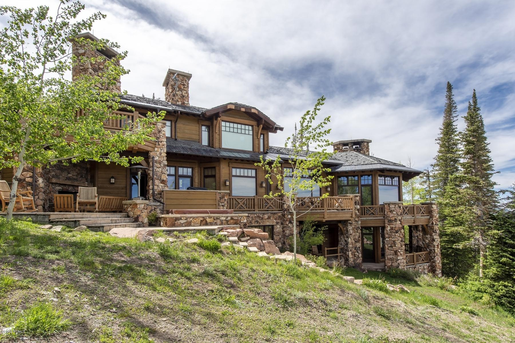 110 White Pine Canyon Road, Park City, Utah 84060, 8 Bedrooms Bedrooms, ,10 BathroomsBathrooms,Single Family,For Sale,White Pine Canyon,20190109112430415765000000