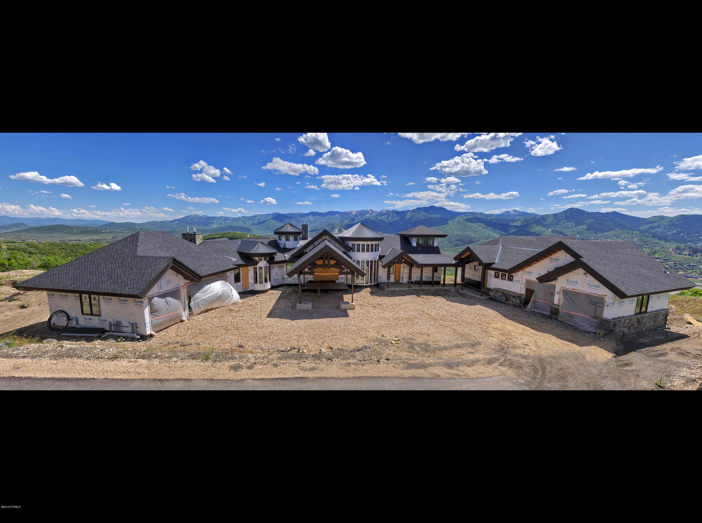 8985 Quail Ridge Lane, Park City, Utah 84098, 6 Bedrooms Bedrooms, ,8 BathroomsBathrooms,Single Family,For Sale,Quail Ridge,20190109112430415765000000