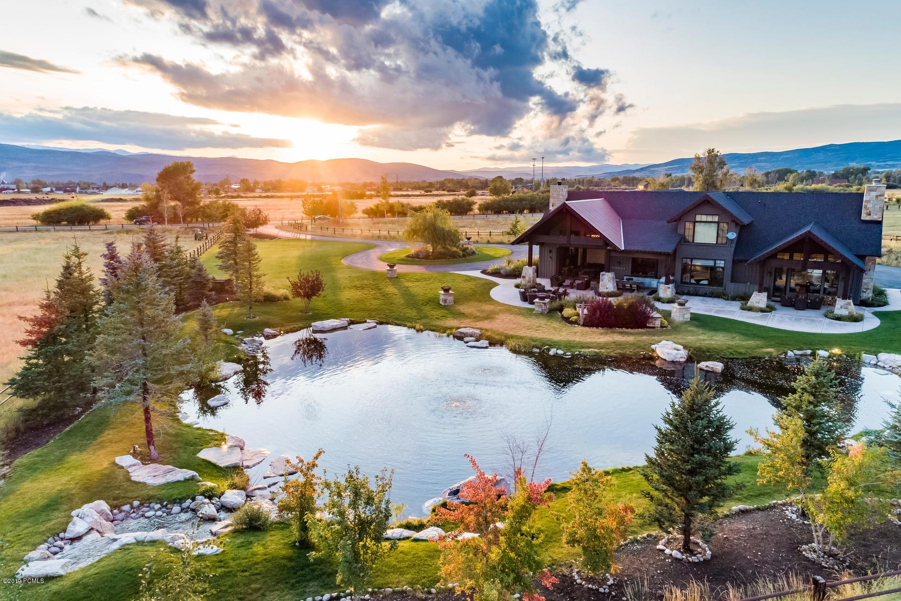 425 Boulderville Road, Oakley, Utah 84055, 7 Bedrooms Bedrooms, ,9 BathroomsBathrooms,Single Family,For Sale,Boulderville,20190109112430415765000000