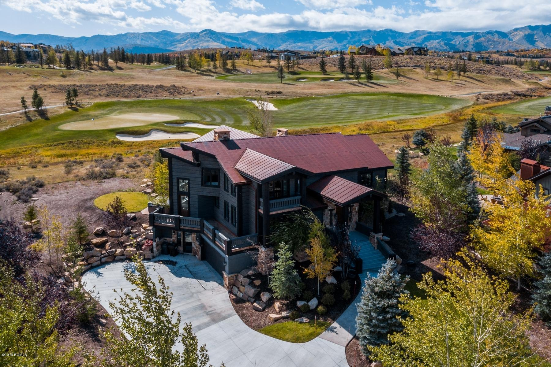 8135 Glenwild Drive, Park City, Utah 84098, 4 Bedrooms Bedrooms, ,5 BathroomsBathrooms,Single Family,For Sale,Glenwild,20190109112430415765000000